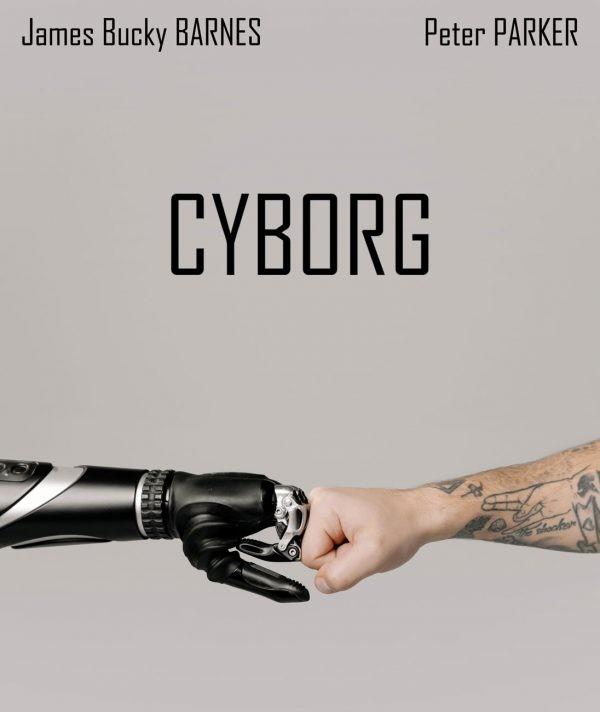 CYBORG - Couverture du Livre