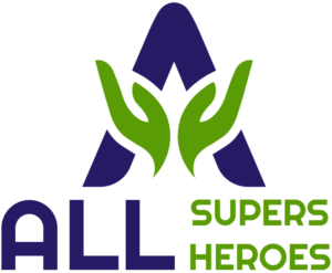 Logo ALL SUPERS ALL HEROES