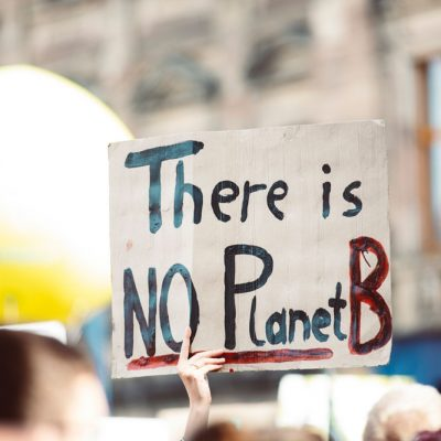 THERE IS NO PLANET B !